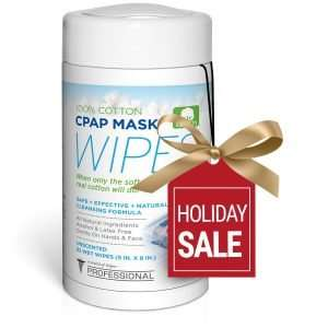 CPAP 62 wipes holiday sale