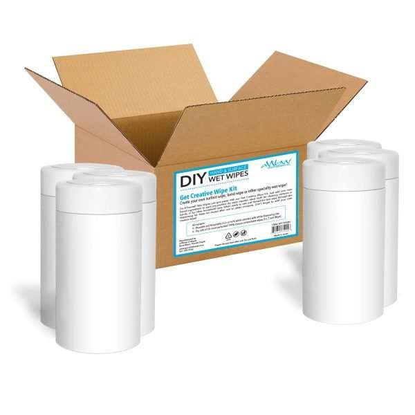DIY Wet Wipes Creative Kit for Hands & Surfaces