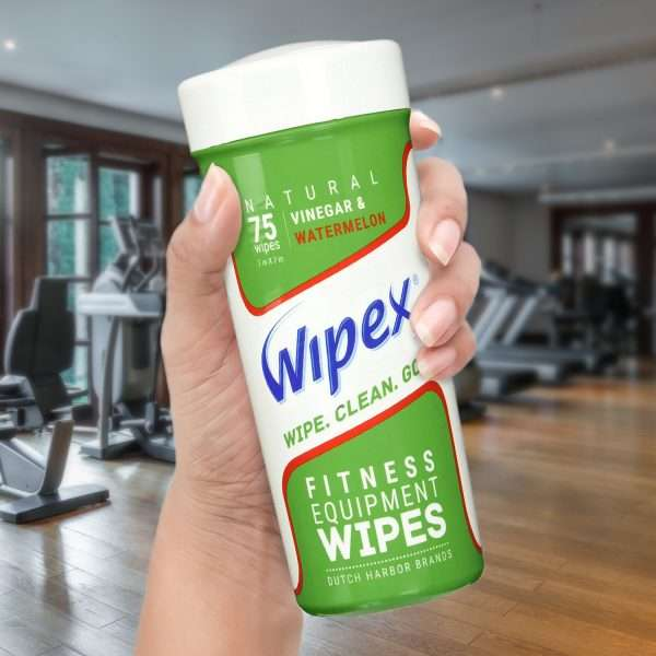 Wipex fitness watermelon in hand