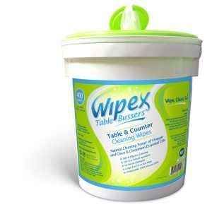 Wipex Table Bussers Bucket Restaurant Cleaning