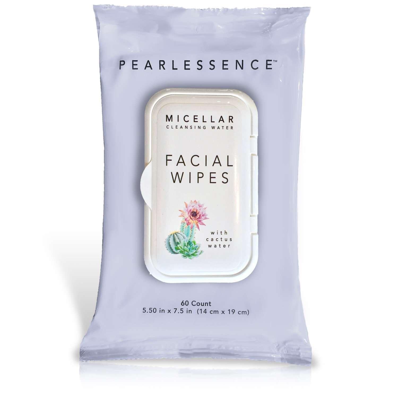 makeup remover facial wipe