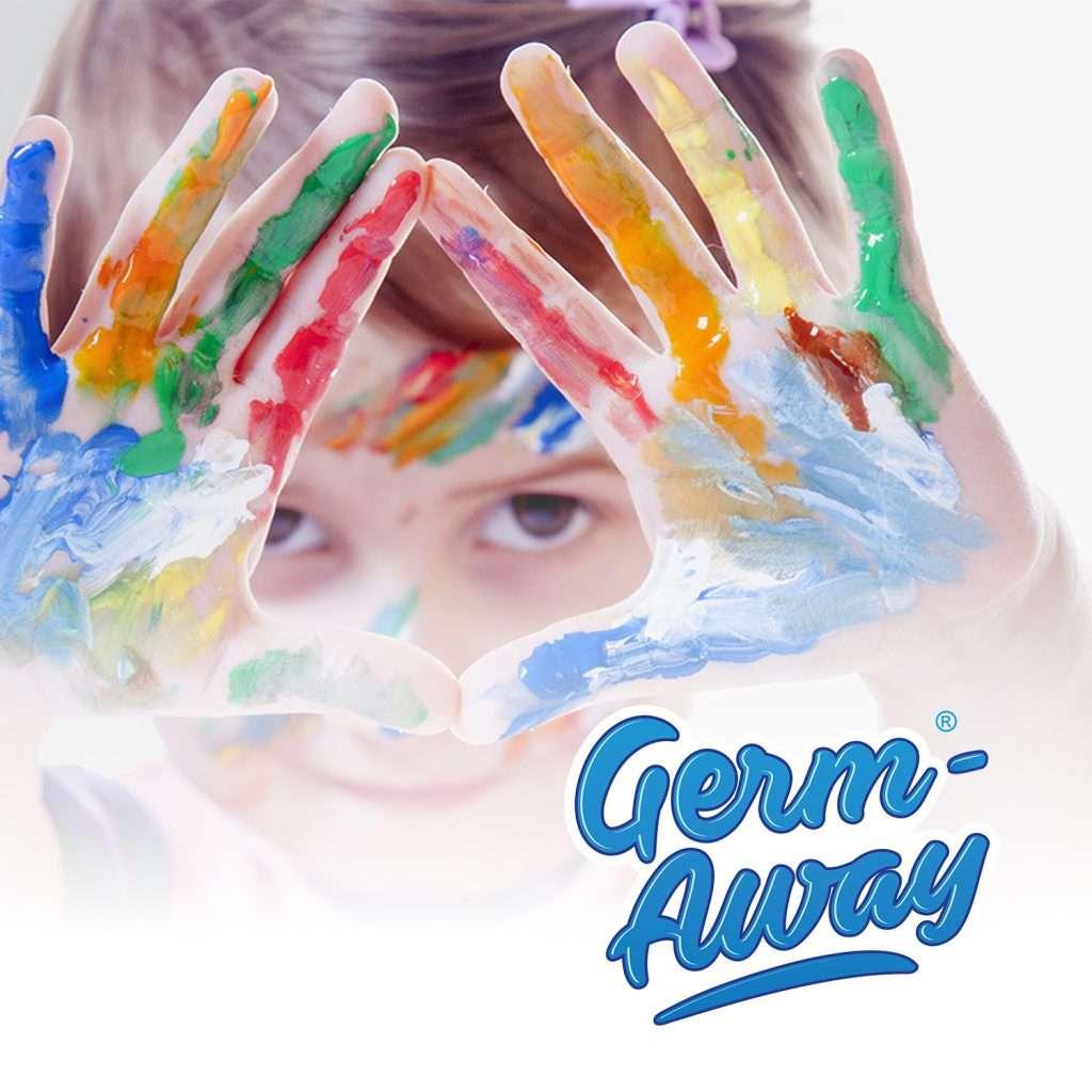 Germ-Away Hand Antibacterial Wet Wipes