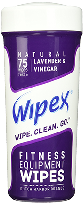 Wipex Gym Wet Wipes