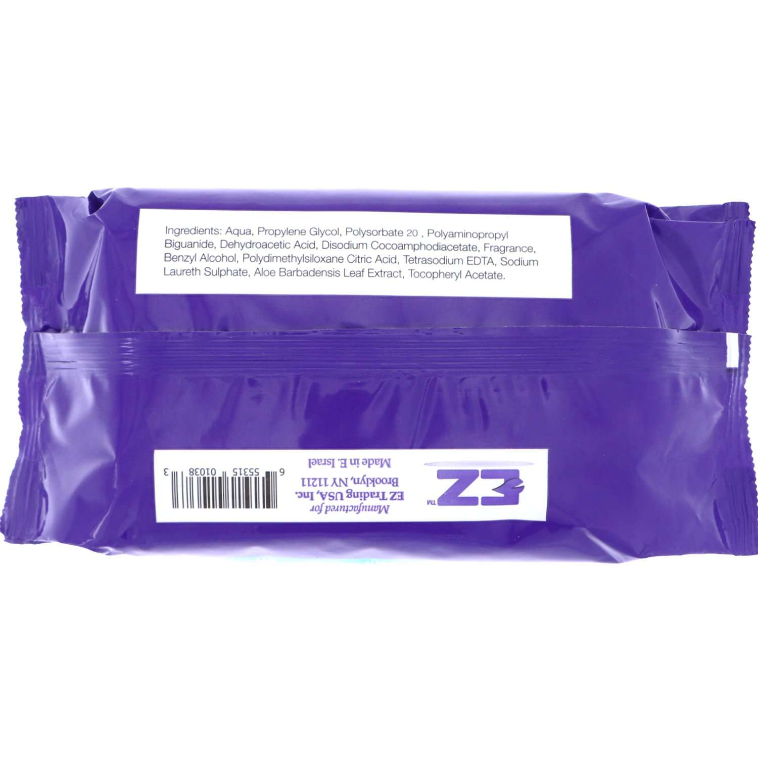 Ez Kosher Scented Baby Wipes 80ct Permitted For Use On