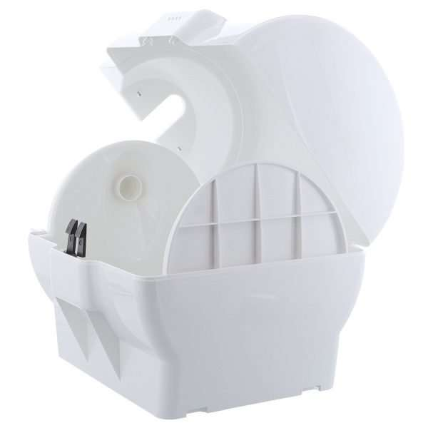Germ-Away Dispenser Bottom Open